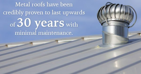 05 Aug If Youu0027re Considering Metal Roofing, Here Are Five Different Types  To Choose From
