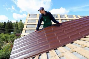 Residential Metal Roofing Company