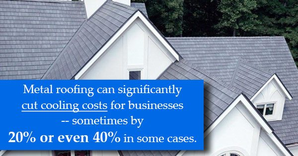 Perfect 17 Oct 3 Reasons Why Metal Roofing Is Better For Business