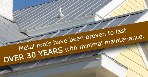 25 Jan Is A Metal Roof Right For My Home? 4 Factors To Consider